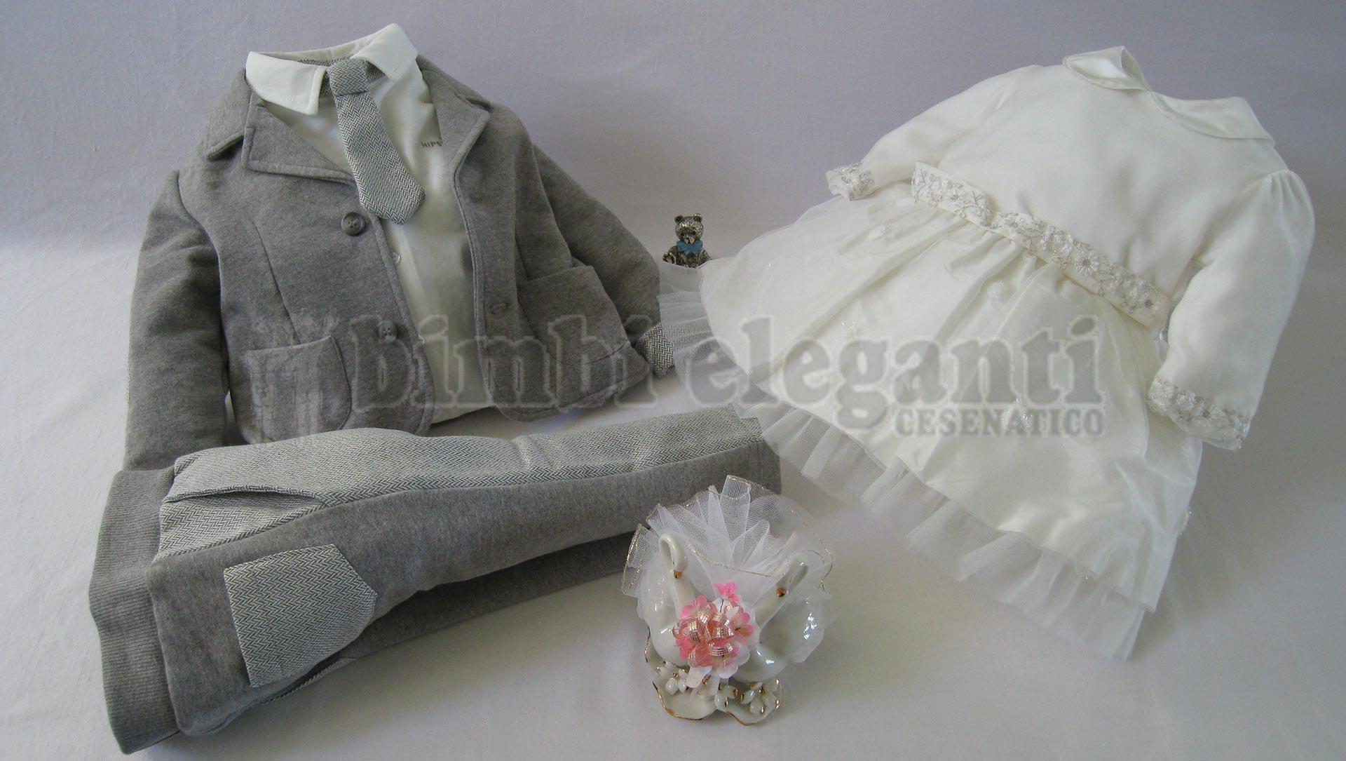 Cesenatico per BIMBI elegante Abbigliamento il Battesimo ELEGANTI SPzBOOqw